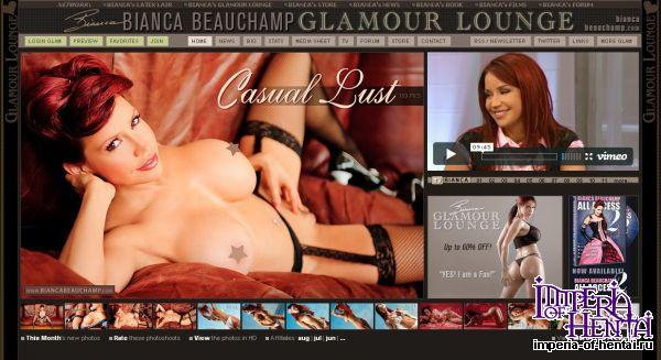 BiancaBeauChamp.com SiteRip