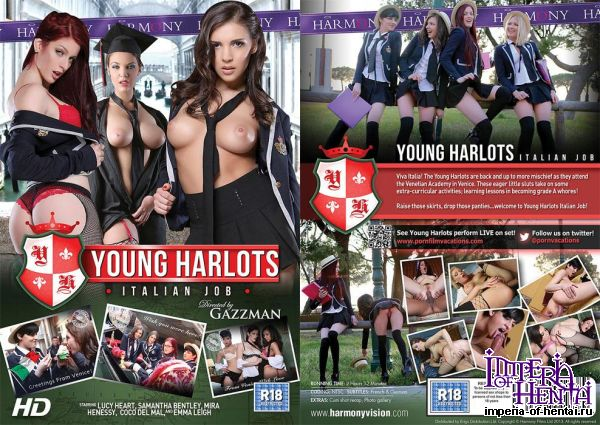 Young Harlots – Italian Job