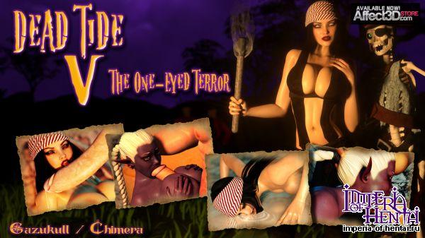Dead Tide 5: The One-Eyed Terror