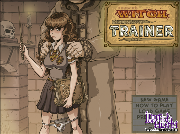 Witch Trainer v1.01 + CG Rip