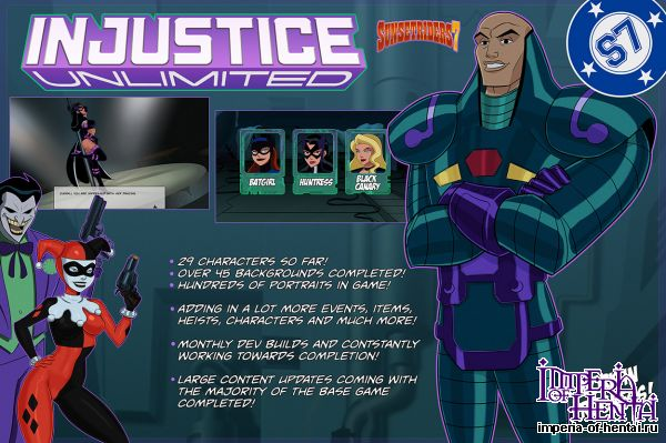 Injustice Unlimited Ver1.05