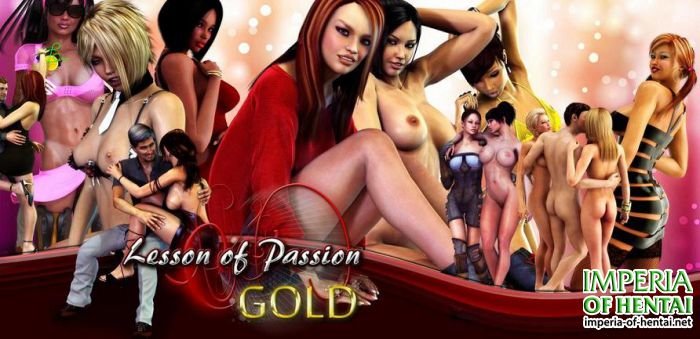 Sexandglory & Lesson of Passion Games - Gold Collection