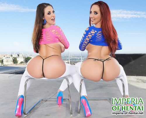 AngelaWhite - Angela White, Kelly Divine - 063 [SD 320p]