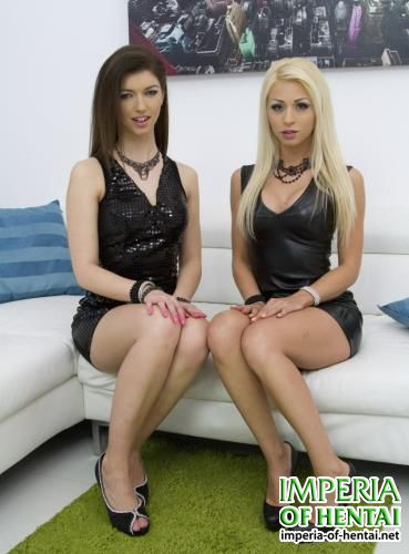 Suzan Ayn, Chloe Lacourt - Suzan Ayn Chloe Lacourt anal 4some with double penetration DP SZ854 (2015/LegalPorno.com/HD)