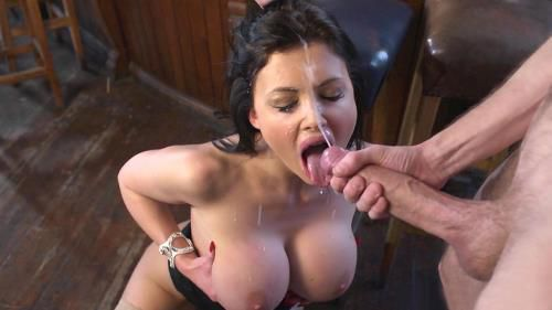 Danny D, Aletta Ocean, Sensual Jane - They pull into all the cracks and end up on their faces (2017/SpermCocktail.com/HD)