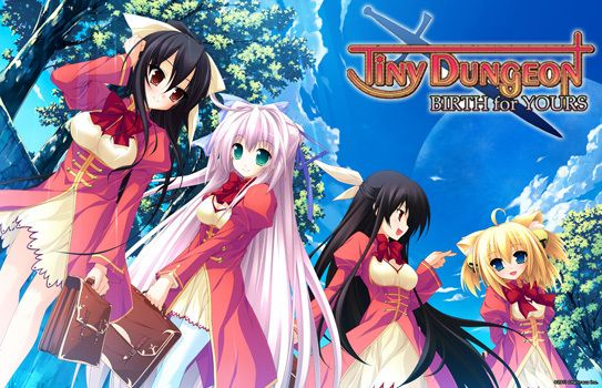 Tiny Dungeon~BIRTH for YOURS~ 初回版