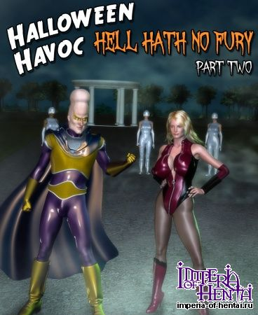 Halloween Havoc - Hell Hath No Fury 2