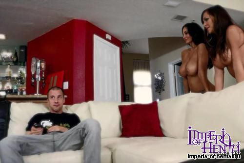 Ava Addams, Destiny Dixon - Cream Pie Surprise