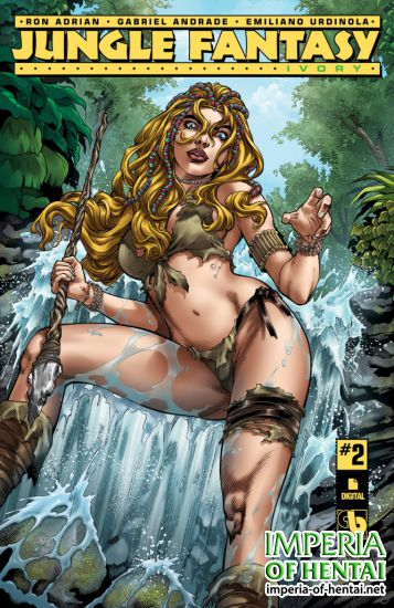 Jungle Fantasy Ivory 1-3