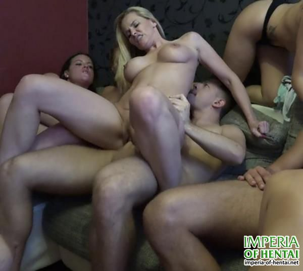 Amateurs - Czech Harem 9 - Part 2 (2017/CzechHarem.com/CzechAV.com/FullHD)