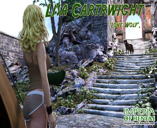 DarkSoul3D - Lisa CartWright - Lone Wulf