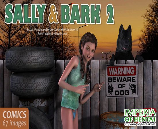 [ExtremeXworld] Sally & Bark 2