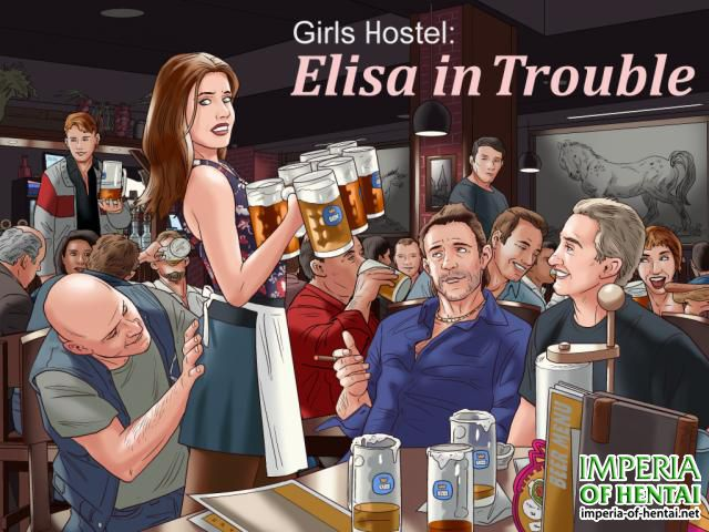 [Sex Game] Girls Hostel: Elisa in Trouble v0.3.0