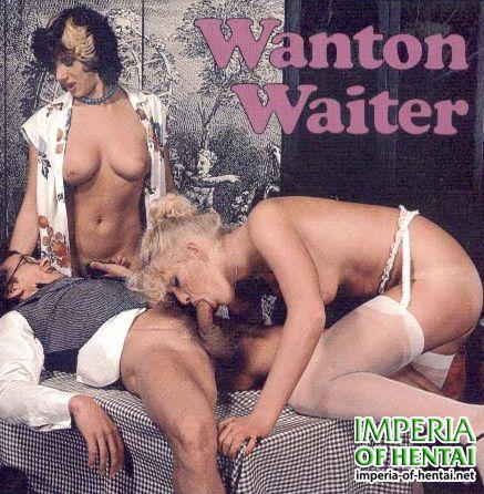 Diplomat Film No.1050 – Wanton Waiter