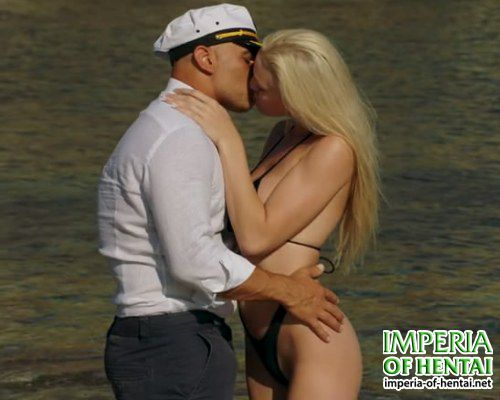 Camila fucked with a sailor